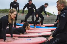 Learn How To Surf In Long Beach Water Activitieslong