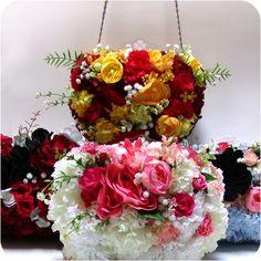 flower purses