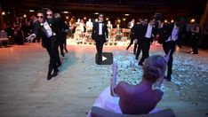 Virginia Groom Surprises New Bride With Awesome Wedding Dance Routine! Kirk & Valerie's wedding will surely go down as one of the most memorable ever after the groom decided to surprise his bride with a memorable dance routine featuring songs by Bruno Mars & Britney Spears!  - http://www.mustwatchnow.com/virginia-groom-surprises-new-bride-with-awesome-wedding-dance-routine/