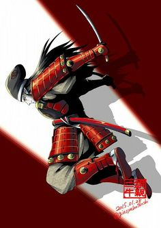 I know I know I shouldn't put that guy in here, but I just love Samurais and they are fighting like knights || for something they love