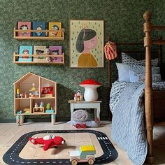 May your weekend be long and your kids room stay thi. Toddler Rooms, Kids Room Design, Big Girl Rooms, Nursery Neutral, Baby Room Decor, Fashion Room, Kid Spaces, Kids Decor, Interiores Design