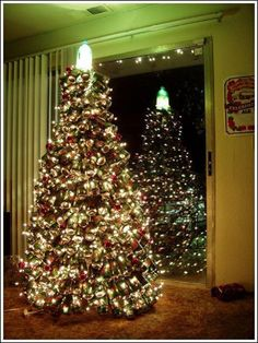 Christmas Tree (Soda cans)