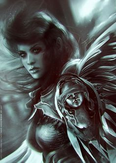 'The Archon' Archangel Concept by Eddy-Shinjuku on DeviantArt