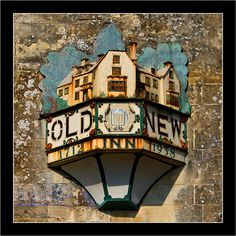 The 'Old New Inn' : Bourton-on-the-Water