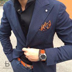 Orange accessories (By @Mirko1704)