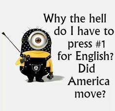 Did America move