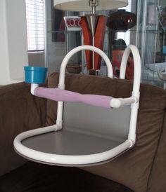 """#Bird #Perch This car perch doubles as a table top stand or a """"sofa perch"""" if you've got a couch potato! http://www.birdsupplies.com/bird-perch @"""