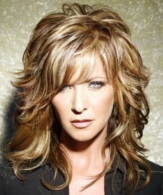 Medium Length Layered Hairstyles | Best Hairstyles 2016