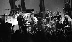 The Last Waltz concert at Winterland November 25, 1976, was filmed by Martin Scorcese  The Band and many guest musicians performed, including Neil Young, Bob Dylan, Van Morrison Eric Clapton Ron Wood, Ringo Starr, Dr. John  and Joni Mitchell Photo: Gary Fong, The Chronicle