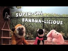 """""""The Responsibility Rap"""" is featured in the Buckalope Elementary puppet video series, which explores character and career education for children K-4."""