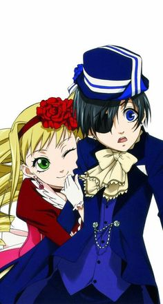 Lizzy and Ciel