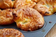 English Yorkshire Pudding