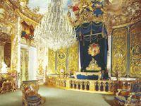 Castelo de Linderhof, a residência favorita do rei Ludwig II