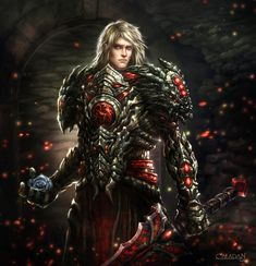 I haven't posted anything in like forever! So here's what I imagine Rhaegar might have looked like. Awesome character - like all the ASOIF characters are