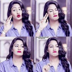 Anika in rewind mode. Crazy Girl Quotes, Crazy Girls, Anika Ishqbaaz, Dil Bole Oberoi, Drashti Dhami, Surbhi Chandna, Pretty Star, Indian Tv Actress, Best Friend Pictures