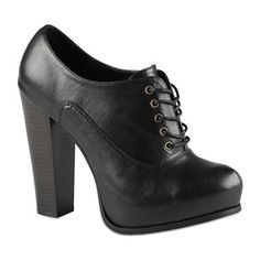 Call It Spring™ Brailee High-Heel Oxfords - jcpenney