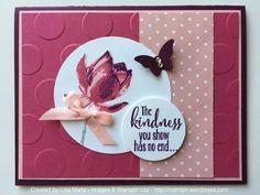 CCMC344 Lisa M  Blackberry Bliss, Rose Red, Blushing Bride