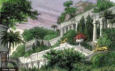 Jardins Suspensos da Babilônia | Notícias | The History Channel