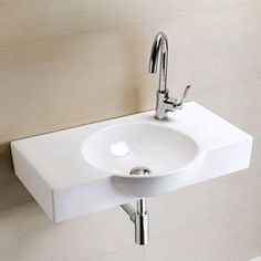 View the Swerve 710 Cloakroom Basin. Finance options & free delivery available, shop now! Better Bathrooms, Amazing Bathrooms, Cloakroom Basin, Bathroom Renos, Sink, Free Delivery, Finance, Counter, Home Decor