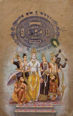 Shiva Art, Krishna Art, Hindu Art, Tanjore Painting, Krishna Painting, Mythology Paintings, Lord Krishna Images, Hanuman Images, Hanuman Wallpaper
