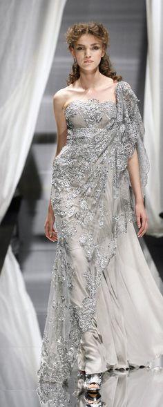 Zuhair Murad Fall-winter 2007-2008 - Couture - http://www.orientpalms.com/zuhair-murad,187