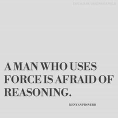 #kenyanproverb #proverbs