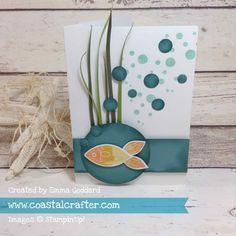 Stampin' Creative Blog Hop March 16 – Lovely Layout | Coastal Crafter
