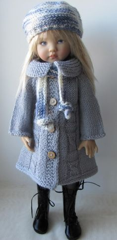 Hand Knit Doll Outfit Set for 13 039 039 BJD Helen Kish Diana Effner | eBay