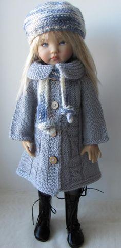 Hand Knit Doll Outfit Set for 13 039 039 BJD Helen Kish Diana Effner | eBay
