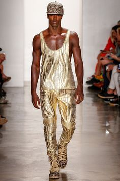 Jeremy Scott's Spring 2013 collection