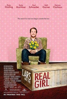 Exquisite Independent Film Posters series:  Lars and the real girl