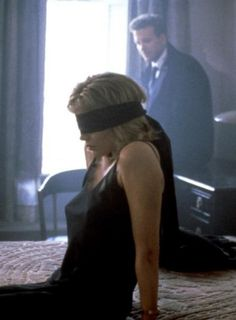 Mickey Rourke and Kim Basinger Nine and a Half weeks- Favorite scene! Don't forget the ice;))) <3