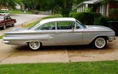 Jim's Photos of 1960 Chevrolets - Jims59.