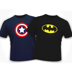 Oshi.pk is bringing a deal of Captain America + Batman T-Shirts for Men (pack of 2) in such low, reasonable and affordable price which you can't resist. So what are you waiting for? Come and grab this amazing product only at Oshi.pk!