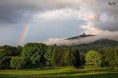 L'arcobaleno e Superga Foto di Valerio Minato