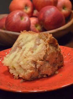 Two flavors that represent autumn to me are apple and pumpkin. This week I present possibly the best Apple Crumb Cake you will ever come across. Every fall for the past two years my friend has made this treat for book club and this year I got my hands on the recipe! It can be enjoyed for dessert, breakfast, or however you see fit, as we welcome in this crisp fall weather!