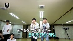 [BTS in NAVER STAR CAST] 방탄소년단의 복불복 #2