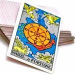 Wheel of Fortune Waite tarot
