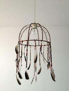 Lamp Dreamcatcher