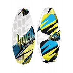 Hyperlite Swell Wake Surf Board 4ft 3in - Men's