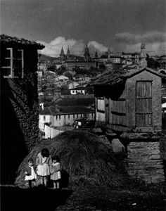 Arredores de Santiago de Compostela, 1958