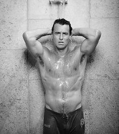 Adam Van Koeverden of Oakville, featured in The Beauty of Sport - Sportsnet.ca Gorgeous Men, Beautiful People, Burlington Ontario, Roof Repair, Beach Volleyball, Kayaking, Olympics, Sexy Men, Eye Candy