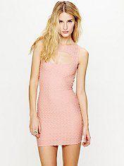 Midtown Mini Dress