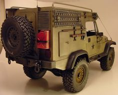 Jeep Wrangler expedition project - Page 3