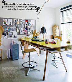 insekt desk by BB+++ Buisjes en beugels +++