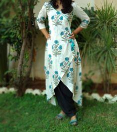 Best 12 Back necks Stylish Dress Designs, Dress Neck Designs, Blouse Designs, Salwar Pattern, Kurta Patterns, Churidar Designs, Kurta Designs Women, Kurtha Designs, Cotton Gowns