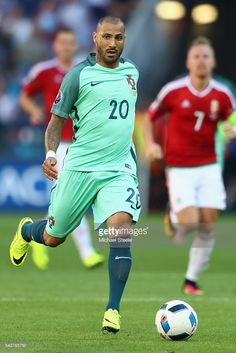 Ricardo Quaresma of Portugal during the UEFA EURO 2016 Group F match between Hungary and Portugal at Stade des Lumieres on June 22,…