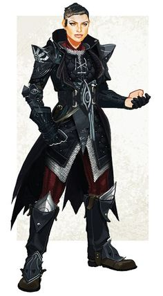 Cassandra - Dragon Age: The World of Thedas Vol. 2