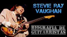 Biografía de Guitarristas: Stevie Ray Vaughan (ESPAÑOL)