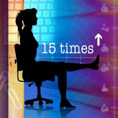 So you have a desk job and can't find time to do a quick work out. This isn't much but will at least get your blood flowing and if you are unable to physically do much this would be a great idea for you! Exercise At Your Desk, Office Exercise, Office Workouts, Leg Workouts, Desk Workout, Workout At Work, Workout Ideas, Fitness Tips, Fitness Motivation